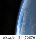 地球3DCG perming3DCG イラスト素材 24470679