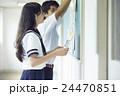 学校生活 中高生イメージ 24470851