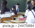 教師 先生 女性の写真 24470884