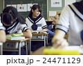 人物 教師 女性の写真 24471129