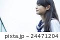 ポートレート 女子 中学生の写真 24471204