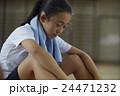 部活動 中高生イメージ 24471232