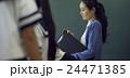 ポートレート 教師 先生の写真 24471385