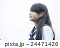 女子中学生 ポートレート 24471426