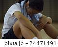 部活動 中高生イメージ 24471491
