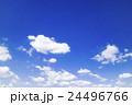 青空 空 雲の写真 24496766