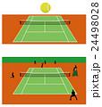 テニス 24498028