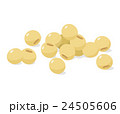 大豆 イラスト 24505606