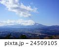 春の富士山 24509105
