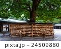 東京 明治神宮 絵馬掛 24509880