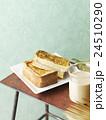 サンドイッチ 食パン パンドミーの写真 24510290