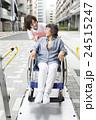 若い介護士 24515247