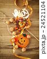 ハロウィン 収穫祭 ジャック・オー・ランタンの写真 24521104