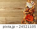 ハロウィン 収穫祭 ジャック・オー・ランタンの写真 24521105