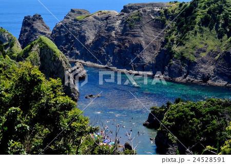 ヒリゾ浜 遠景1 24528591