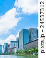 ビル ビル群 オフィスビルの写真 24537312