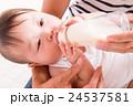 赤ちゃん ミルク 子育ての写真 24537581