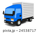 トラック 運輸 運送業のイラスト 24538717
