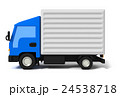 トラック 運輸 運送業のイラスト 24538718