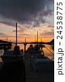 浜名湖の夕暮れ 24538775