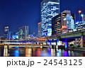 大阪 堂島川 河川の写真 24543125