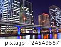大阪 堂島川 高速道路の写真 24549587