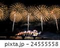 新潟県 長岡まつり花火大会の花火 24555558