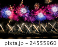 新潟県 長岡まつり花火大会の花火 24555960