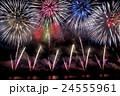 新潟県 長岡まつり花火大会の花火 24555961