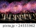 新潟県 長岡まつり花火大会の花火 24555962