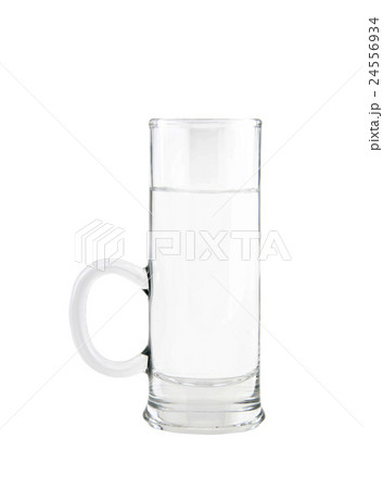 Glass of fresh and clear waterの写真素材 [24556934] - PIXTA