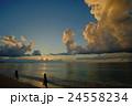 波照間島 サンセット 24558234