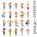 職業 職種 ベクターのイラスト 24560574