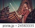 小船 楯 刀の写真 24563335