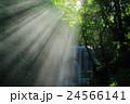 秋田県 亀田不動滝 24566141