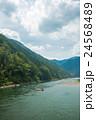 仁淀川(高知県越知町) 24568489