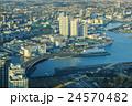港 湾 街並みの写真 24570482