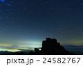 金峰山 星空 夜の写真 24582767