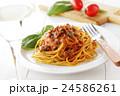 スパゲッティ ボロネーゼ 24586261