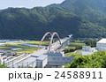 リニア中央新幹線 リニア新幹線 山梨県の写真 24588911