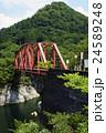神通峡 夏 片路峡の写真 24589248