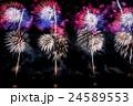 新潟県 長岡まつり花火大会の花火 24589553