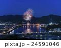 花火と夜景 24591046