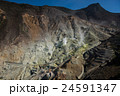 箱根、大涌谷の全景 24591347