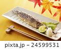 焼き秋刀魚 24599531