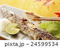 焼き秋刀魚 24599534