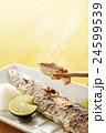 焼き秋刀魚 24599539