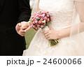 新婦 花嫁 お花の写真 24600066