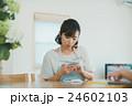 Japanese woman golfer , housewife 24602103
