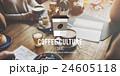 Coffee Beans Cappuccino Coffee Culture Concept 24605118